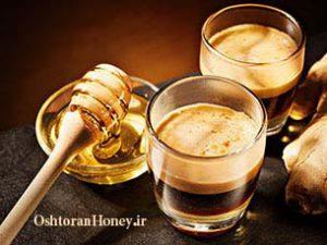 قهوه عسلی